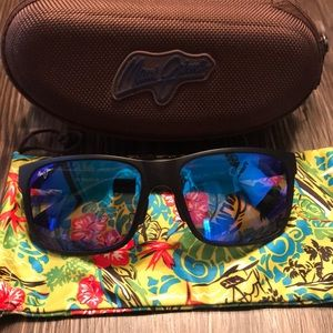 Excellent like new- Maui Jim Red Sands Unisex
